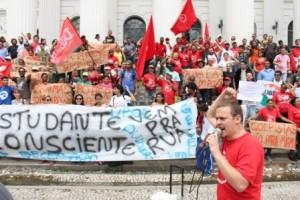 Foto: Ato pelas Reformas Populares
