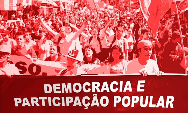 Democracia e participação - Cópia